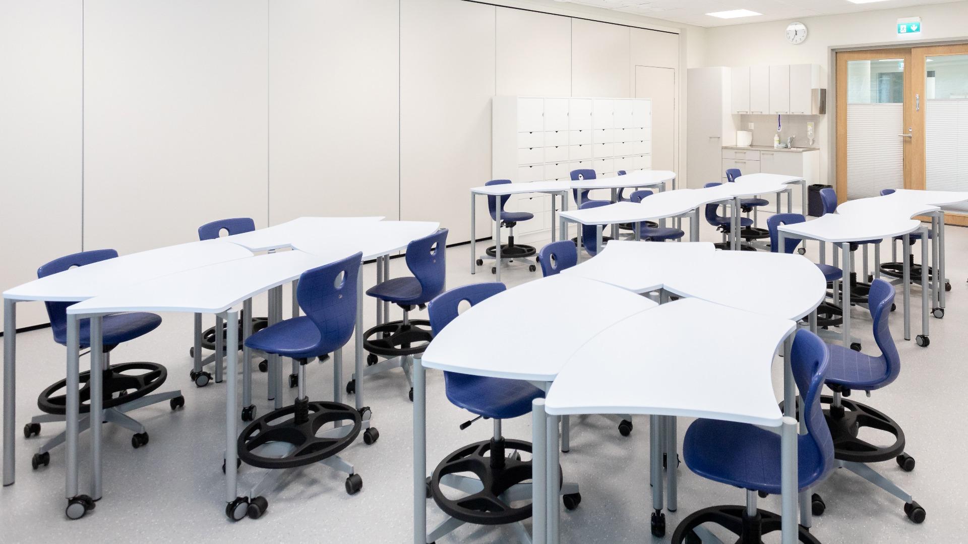 Koulujen oppimisympäristö