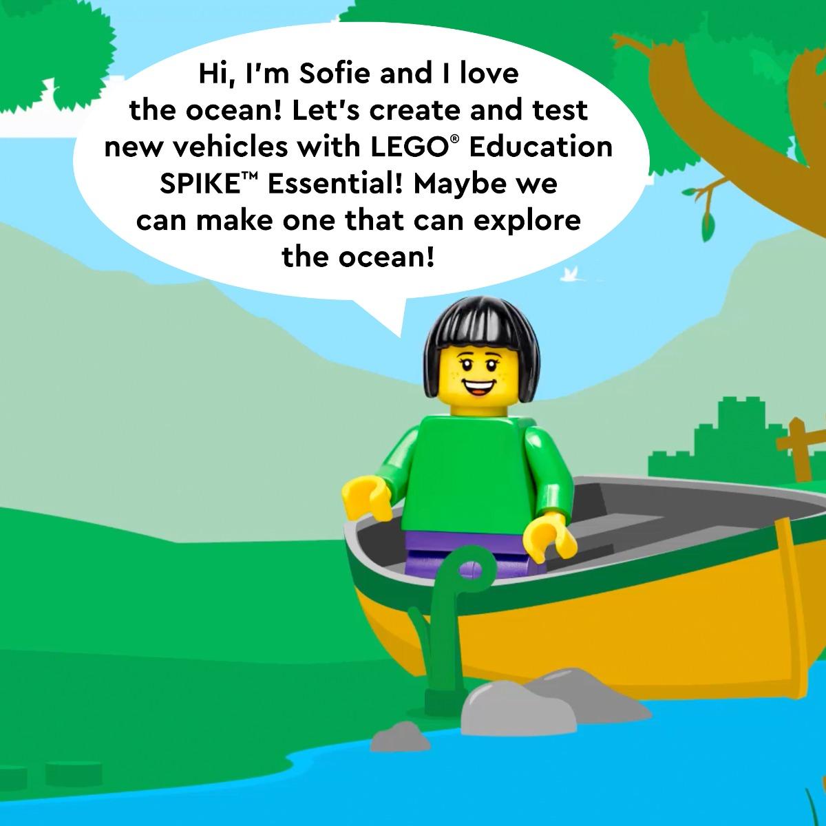 LEGO Education Spike Essential
