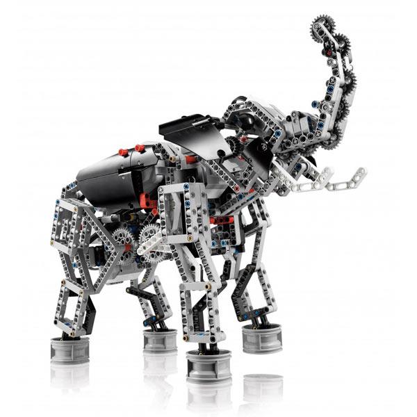 LEGO Education Mindstorm EV3 norsu-rakennelma