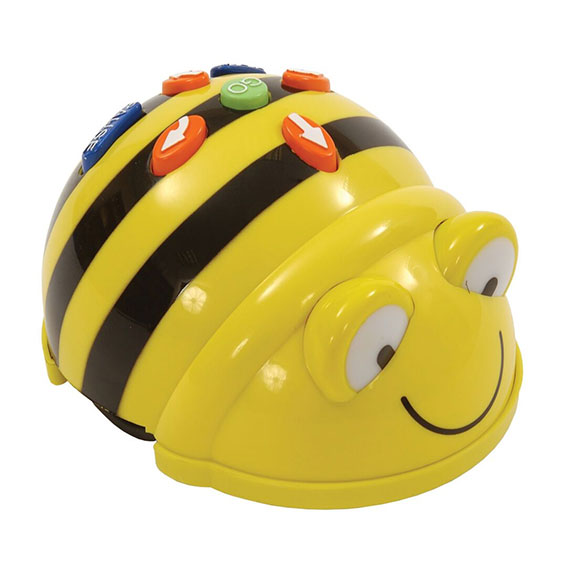Bee-Bot on helppo askel ohjelmoinnin maailmaan